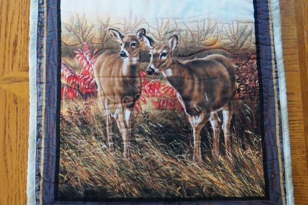 Deer Place Mat